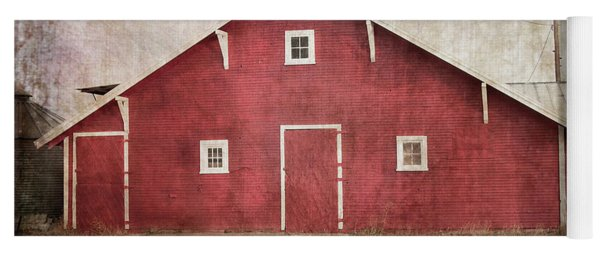 Home Place Barn Yoga Mat