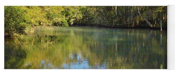 Homosassa River Yoga Mat