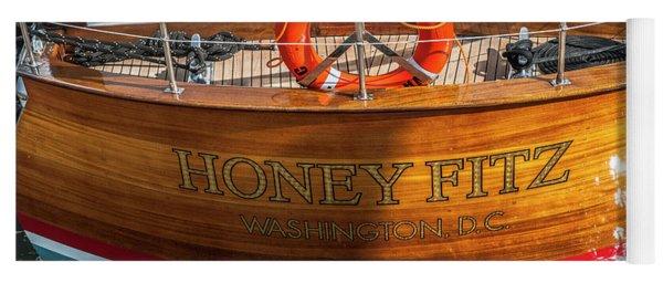 Honey Fitz Yoga Mat
