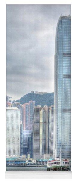 Hong Kong China 2 Yoga Mat