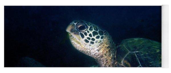 Honu, Green Sea Turtle 1 Yoga Mat