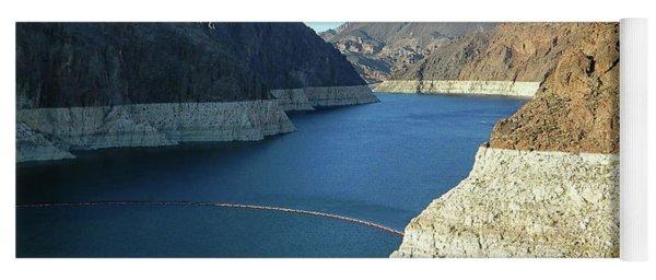 Hoover Dam In May Yoga Mat