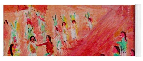 Hopi Indian Ritual Yoga Mat