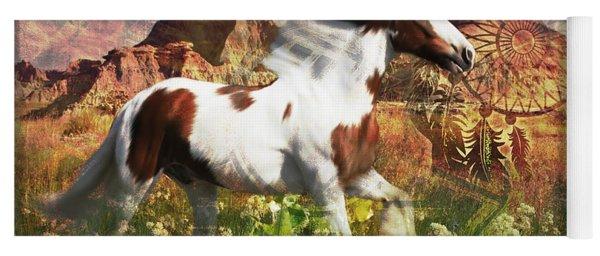 Horse Medicine 2015 Yoga Mat