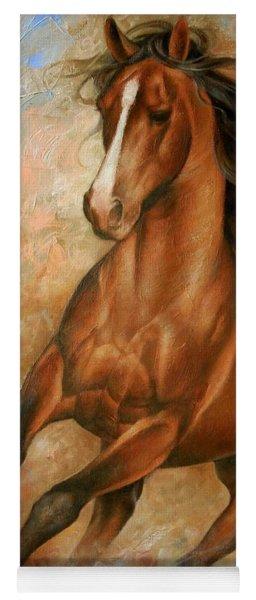 Horse1 Yoga Mat