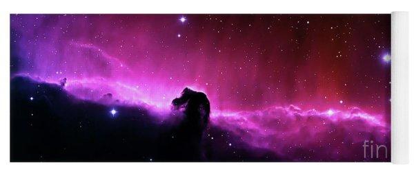 Horsehead Nebula Yoga Mat