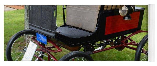 Horseless Carriage-c Yoga Mat