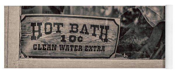 Hot Bath Yoga Mat