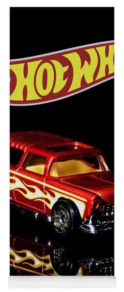 Hot Wheels '55 Chevy Nomad 2 Yoga Mat