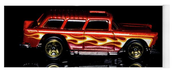 Hot Wheels '55 Chevy Nomad Yoga Mat