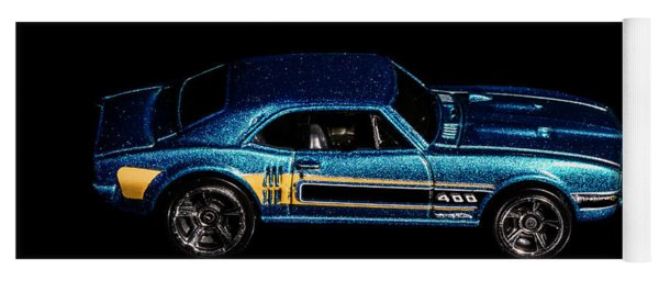 Hot Wheels '67 Pontiac Firebird 400-1 Yoga Mat