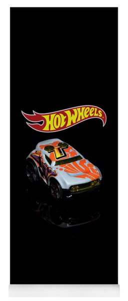 Yoga Mat featuring the photograph Hot Wheels Rocket Box by James Sage
