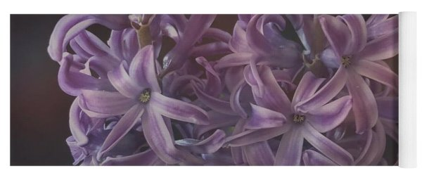 Hyacinth Dreams 2 Yoga Mat