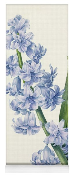 Hyacinth Yoga Mat
