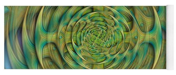 Hypnosis Yoga Mat