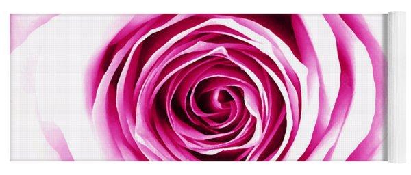 Hypnotic Pink Yoga Mat