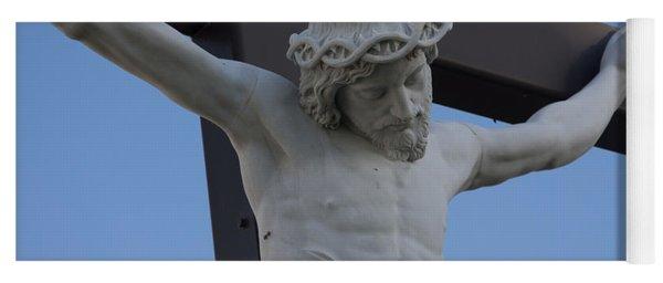 I Found Jesus Yoga Mat