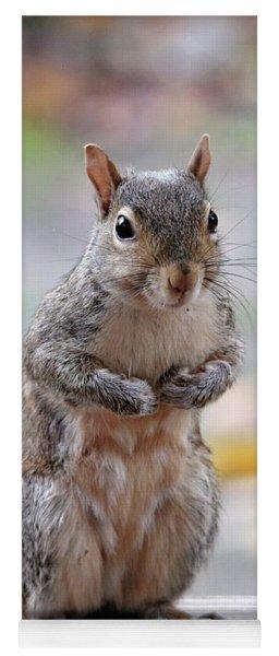 I Love Peanuts Yoga Mat
