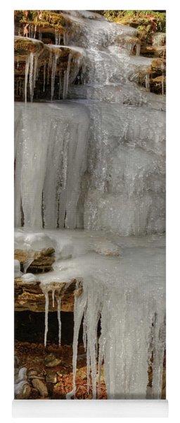 Ice Flow Yoga Mat