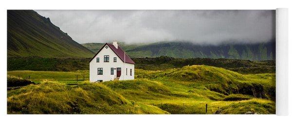 Iceland Scene Yoga Mat