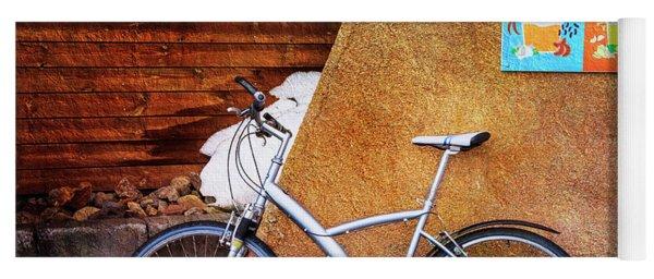 Iceland Soup Bicycle Yoga Mat