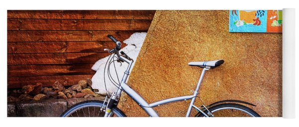 Iceland Soup Bicycle Yoga Mat
