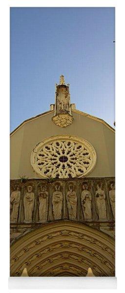 Iglesia San Jorge Yoga Mat
