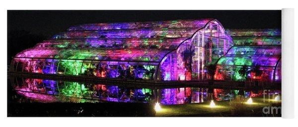 Illuminated Glasshouse Wisley Yoga Mat