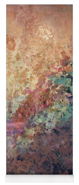 Illuminated Valley II Diptych Yoga Mat