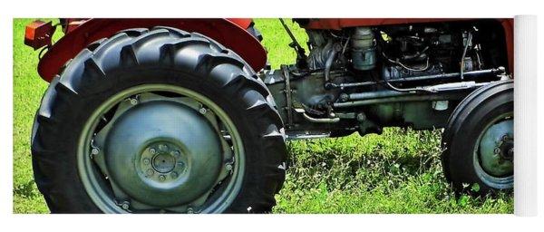 Imt 539 Tractor Yoga Mat