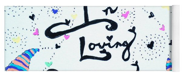 In Loving Memory Yoga Mat
