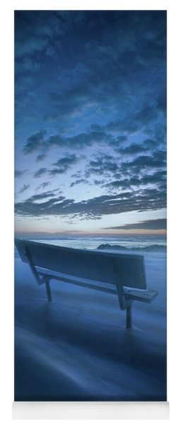 Yoga Mat featuring the photograph In Silence And Solitude by Phil Koch