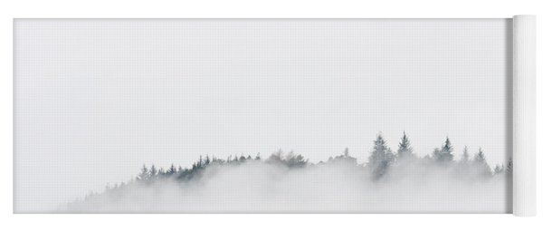 In The Clouds Yoga Mat
