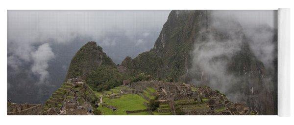 Inca Ruins Yoga Mat