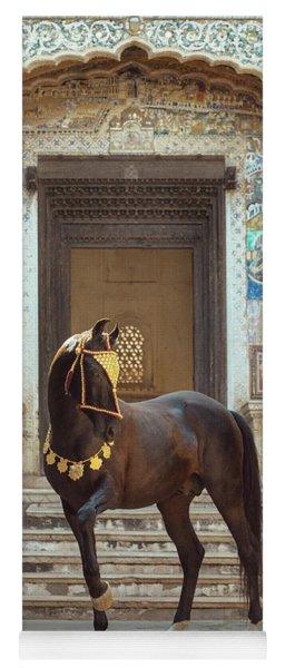 Indian Treasure Yoga Mat