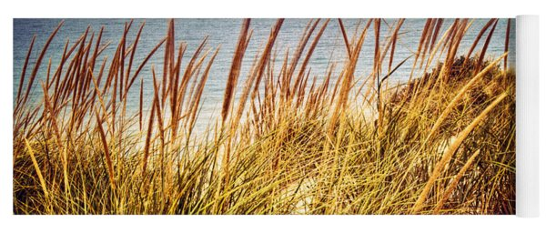 Indiana Dunes National Lakeshore Yoga Mat