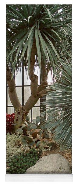 Indoor Garden Yoga Mat