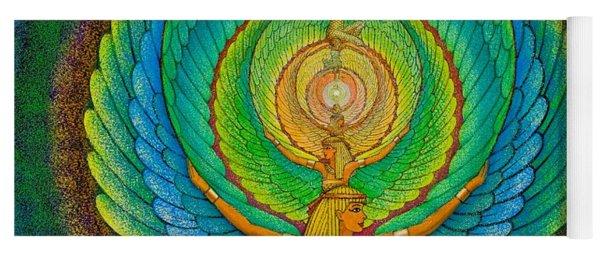 Infinite Isis Yoga Mat