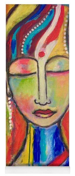 Inner Peace  Yoga Mat