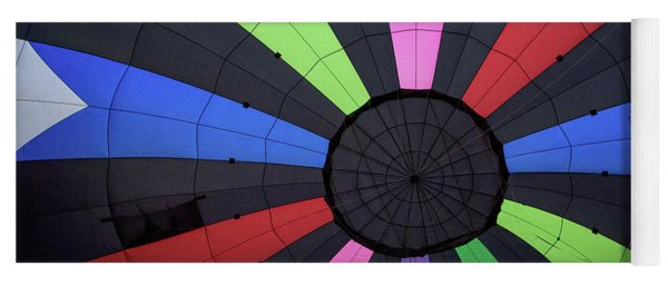 Inside The Balloon Yoga Mat