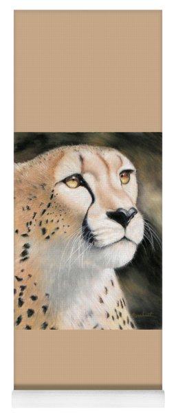 Intensity - Cheetah Yoga Mat