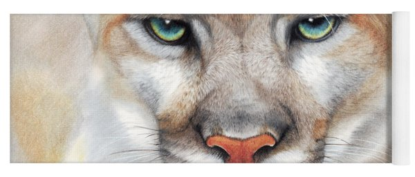 Intensity - Mountain Lion - Puma Yoga Mat