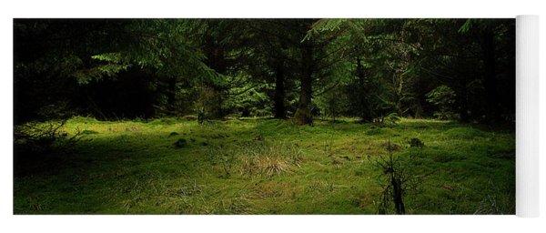 Internationaler Tag Des Waldes - International Day Of Forests - Wood Glade In The Urft Valley Yoga Mat