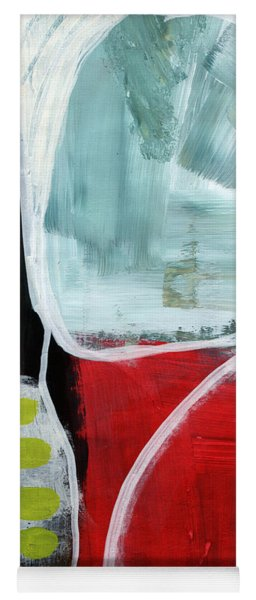 Intersection 37- Abstract Art Yoga Mat