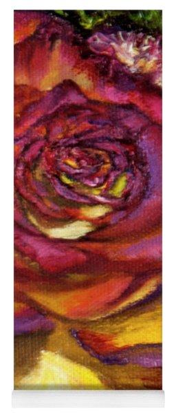 Intimate Rose Yoga Mat