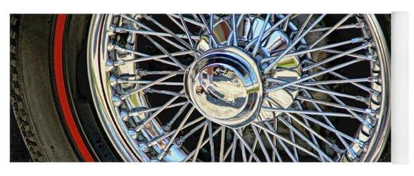 Inventing The Wheel 3 Yoga Mat