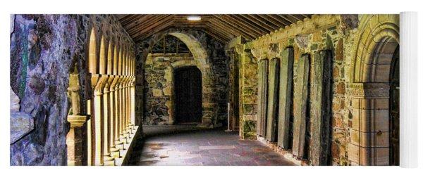 Arched Invitation Passageway Yoga Mat