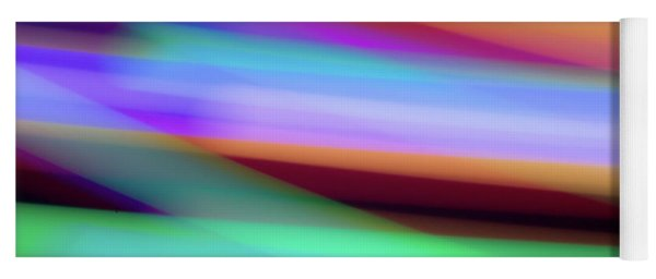Iridescence Yoga Mat