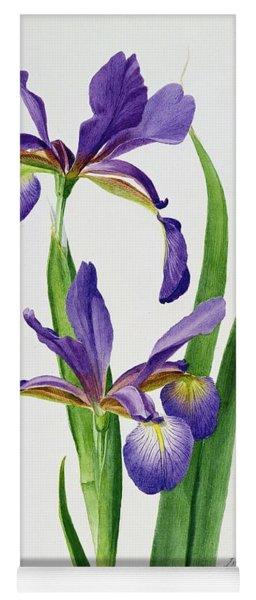 Iris Monspur Yoga Mat