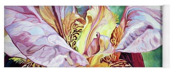 Iris Passion 1993 Yoga Mat